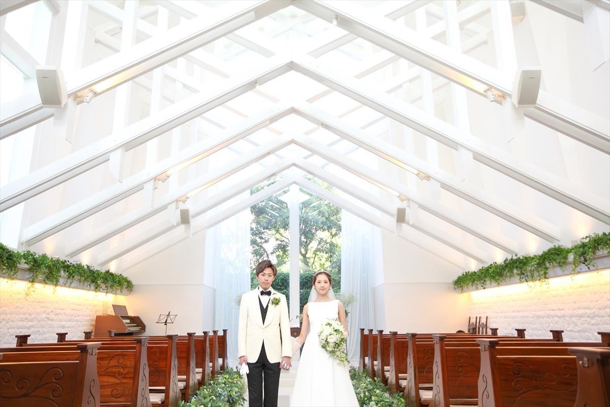 季節感漂う 夏WEDDING